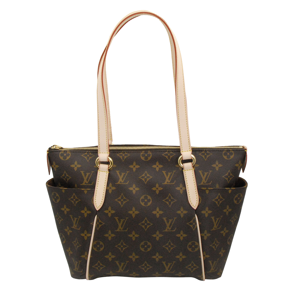 LV M56688 TOTALLY Monogram帆布手提肩背包(小)