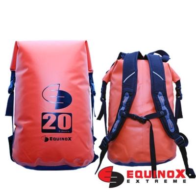 EQUINOX雙肩新休旅防水包 20 L- 4 色