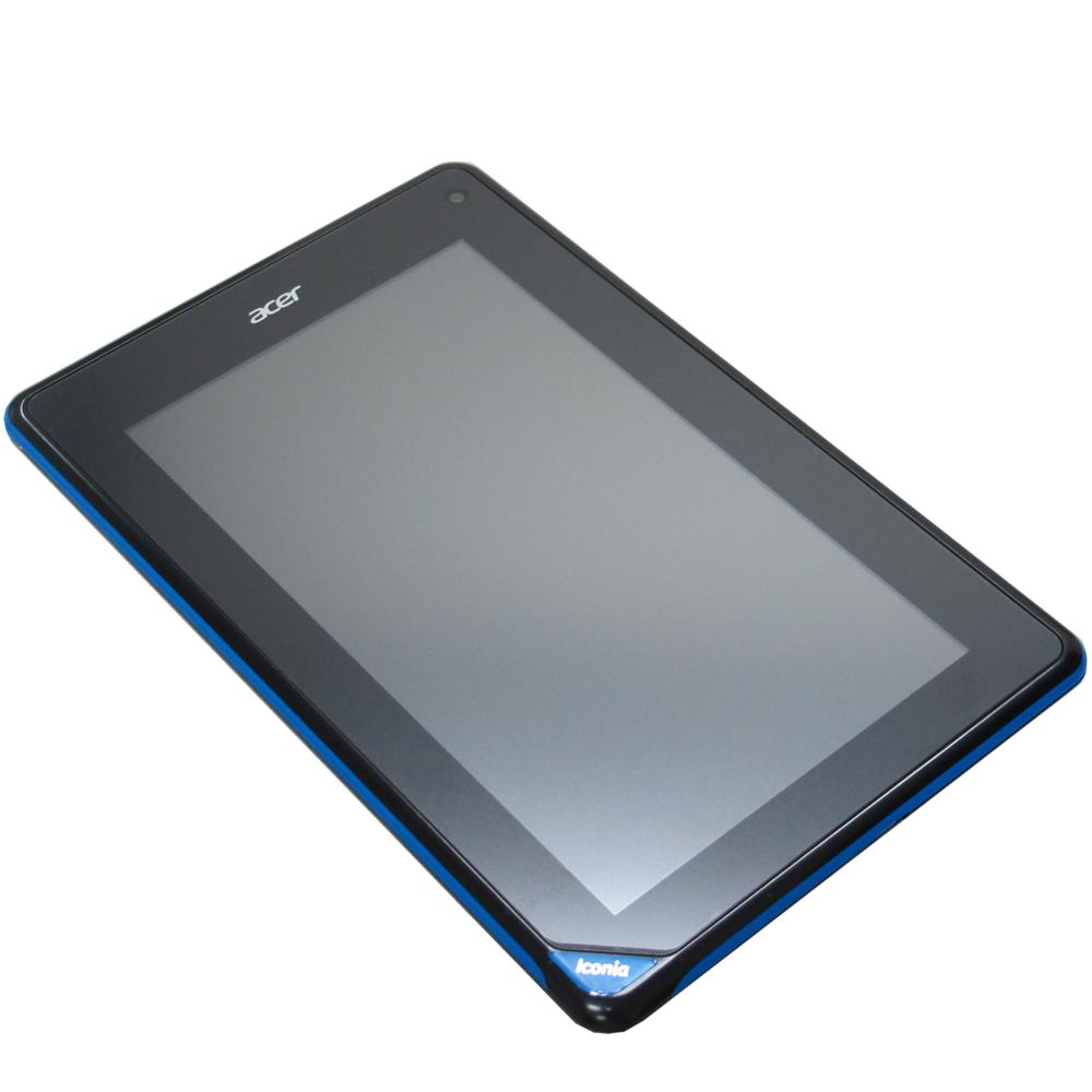 EZstick ACER iconia B1 B1-A71 專用靜電式平板LCD液晶螢幕貼
