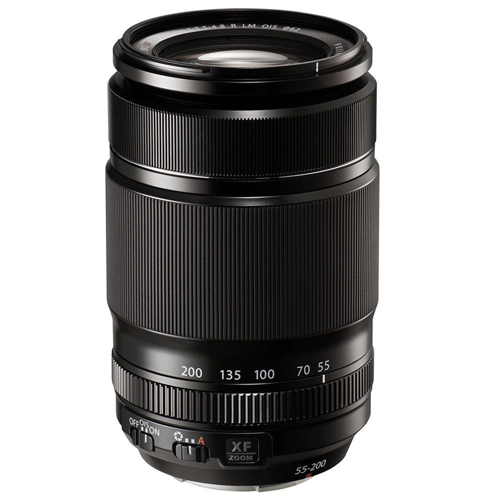 FUJIFILM XF 55-200mm F3.5-4.8 R 望遠變焦鏡頭(平輸)