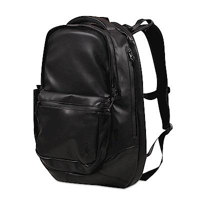 CONVERSE-後背包10005498-A01-黑