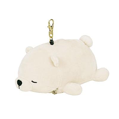 NEMU NEMU 幸運北極熊證件卡夾套