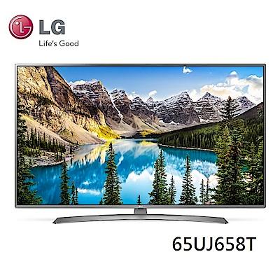 LG樂金 65型UHD 4K液晶電視65UJ658T