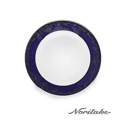 Noritake 藍色樂章點心盤16CM