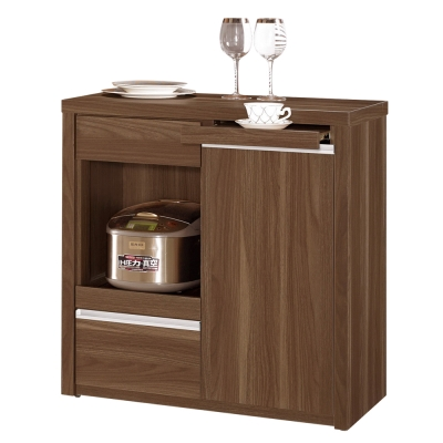 Bernice-維爾2.6尺餐櫃-78x40x82cm