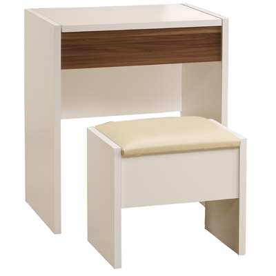 Wonder辦公化妝兩用桌椅-DIY
