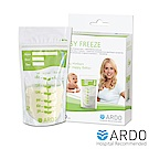 【ARDO安朵】直立式/母乳袋/儲存袋/保鮮袋/拉鏈袋(180ml,20入)