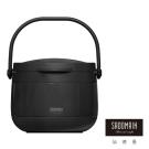 仙德曼 SADOMAIN 輕量保溫/保冷燜燒提鍋3.0L-黑