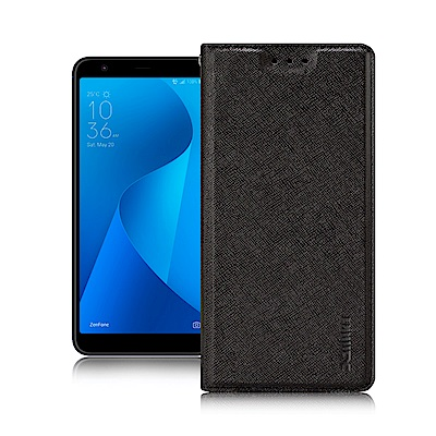 Xmart for ZenFone Max ZB555KL 鍾愛原味磁吸皮套