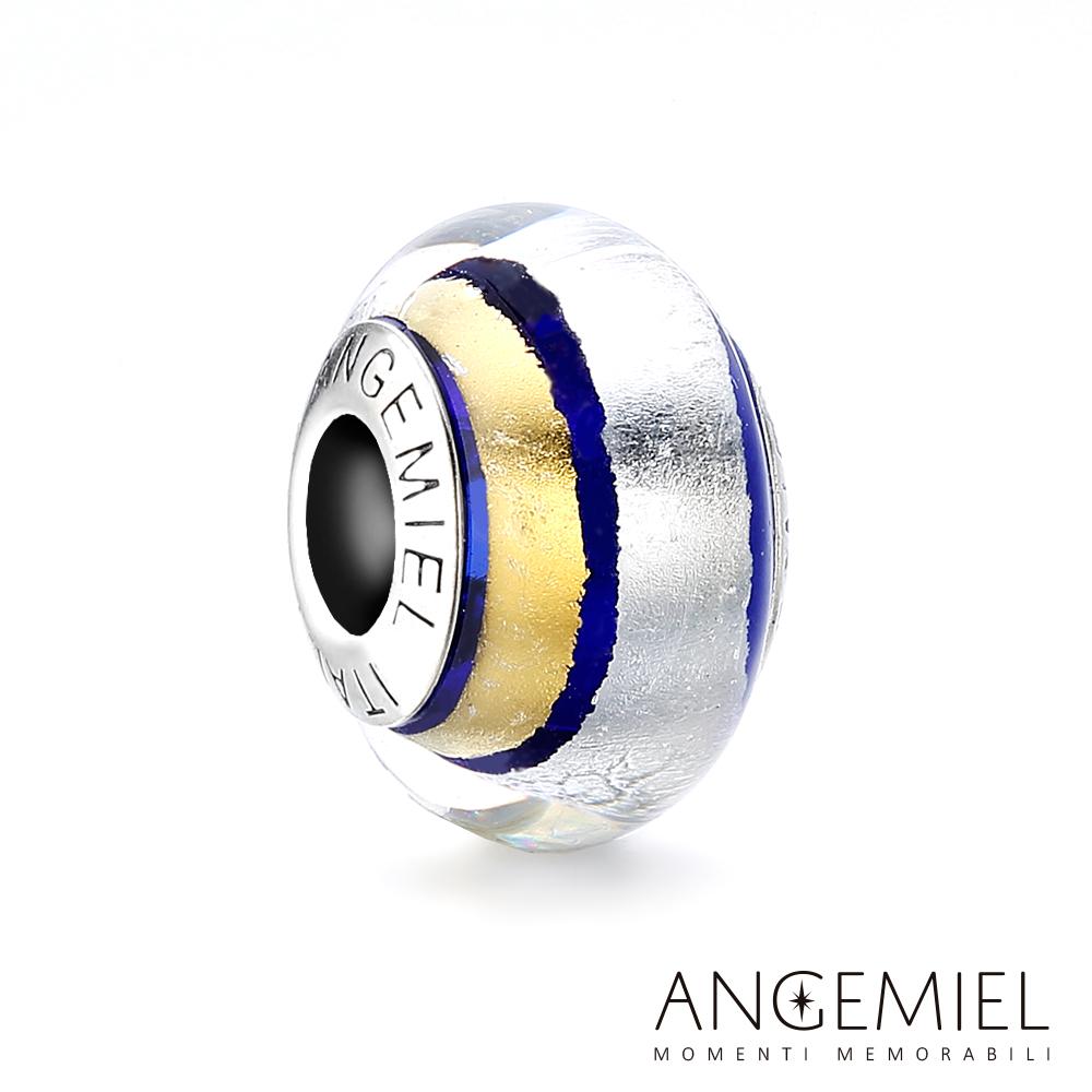 Angemiel安婕米 925純銀 琉璃串珠 現代米蘭