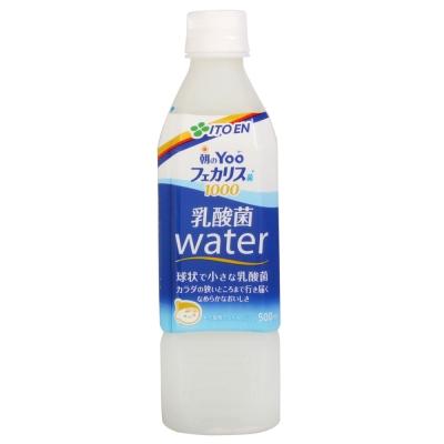 伊藤園 朝氣活力乳酸菌飲料(500ml)