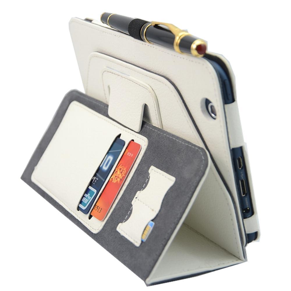 EZSTICK MSI Enjoy 71 平板皮套(背夾旋轉款)-送機身貼