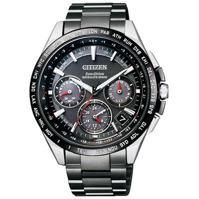 CITIZEN  宇宙航道衛星對時腕錶-CC9015-62E-45mm