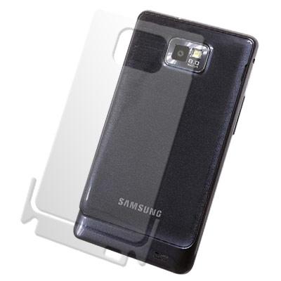 Samsung Galaxy S2 Plus i9105 超透超顯影機身背膜(2...