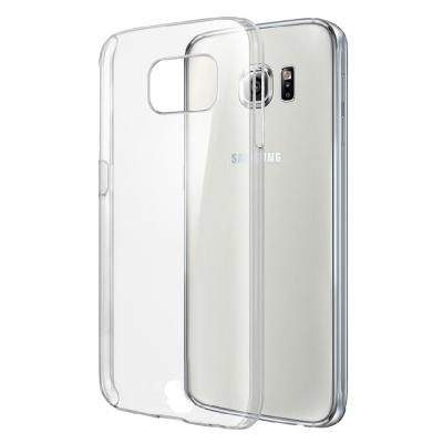 透明殼專家SAMSUNG Galaxy S6 超薄.抗刮.高透光保護殼+保貼組
