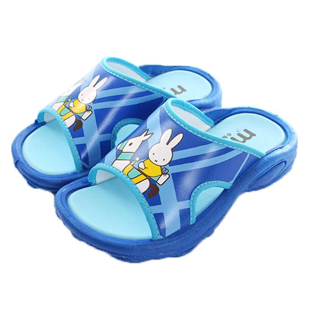 米飛兔休閒拖鞋 藍 sk0426 魔法Baby