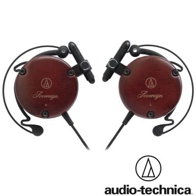 鐵三角 世界限量版櫻花木耳掛式耳機 ATH-EW9