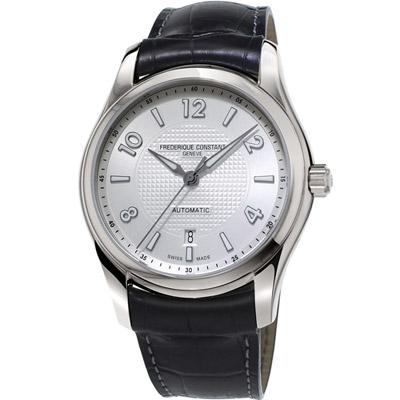 康斯登 CONSTANT RUNABOUT系列腕錶-黑色/43mm