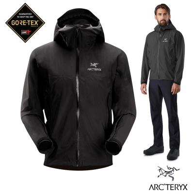 Arcteryx始祖鳥男Gore-Tex防水外套BETA SL黑