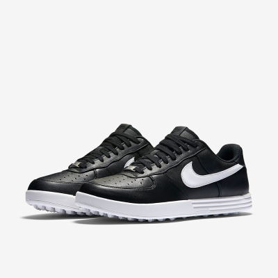NIKE GOLF LUNAR FORCE 高爾夫球鞋-黑818727-001