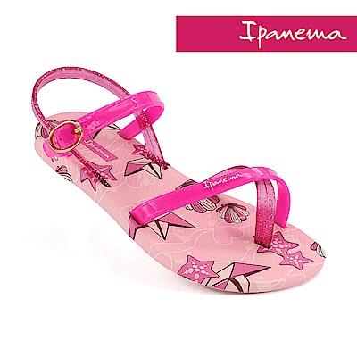 IPANEMA 時尚夏季休閒涼鞋-粉色