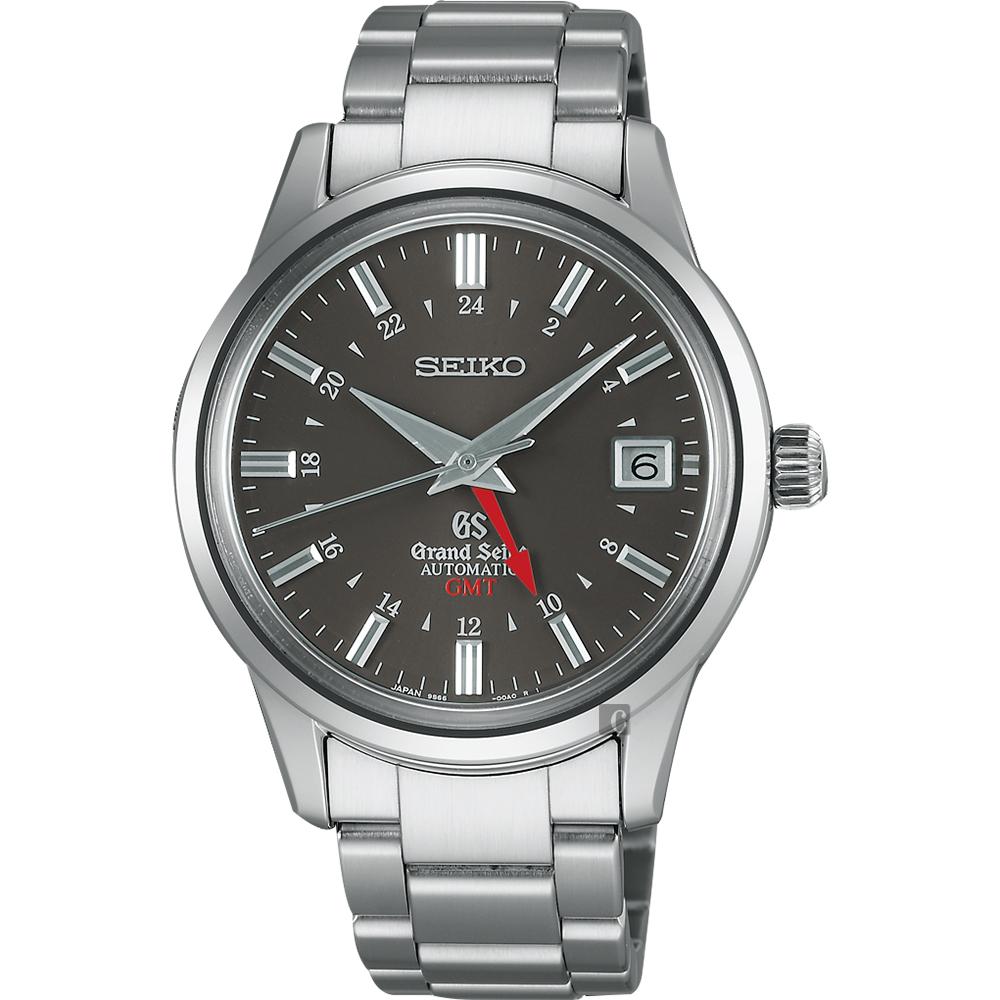 Grand Seiko 9S66 3Days GMT復刻限量機械錶(SBGM033G)