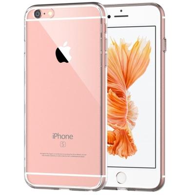 透明殼專家iphone 6 /6s 透光加強版TPU保護殼+保貼組
