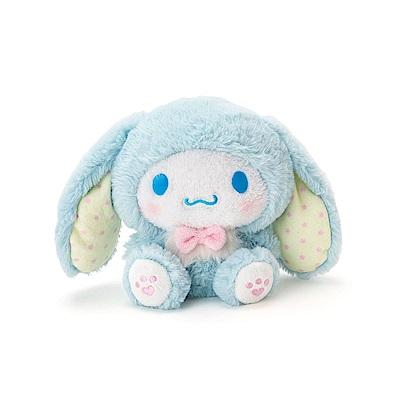 Sanrio 大耳狗喜拿裝扮長耳兔造型超柔舒絨毛娃娃