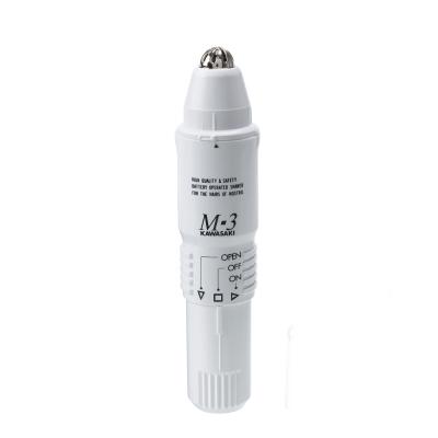 日本川崎-M-3水洗式電動耳鼻毛刀
