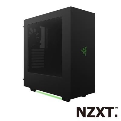 NZXT恩傑 S340 RAZER特仕版 電腦機殼