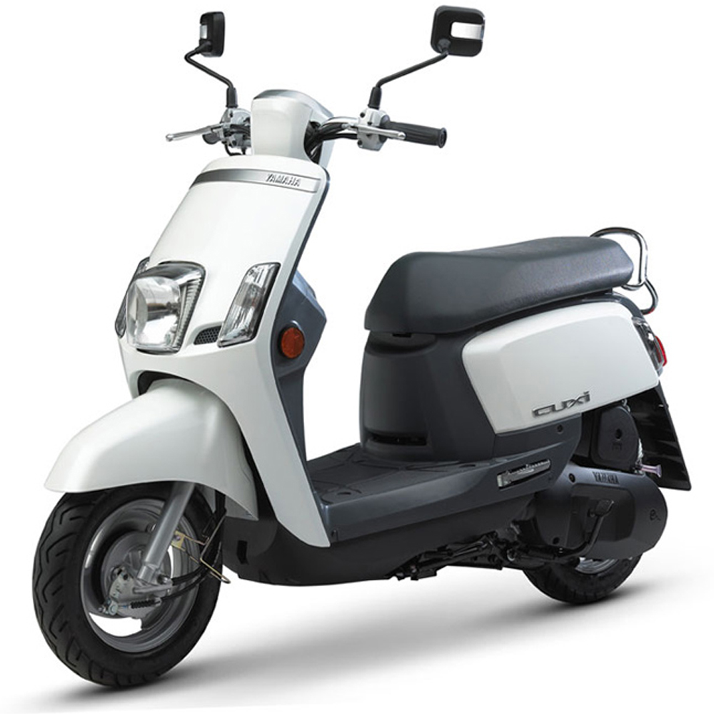 YAMAHA 山葉機車 New Cuxi 100 鼓煞指針版 - 2013新車
