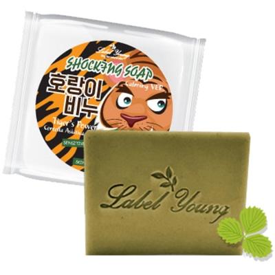韓國LABEL YOUNG 震撼洗顏皂90g(敏感/痘痘肌適用)