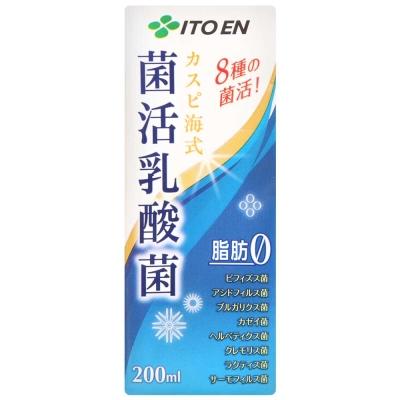 伊藤園 活菌乳酸菌飲料(200ml)