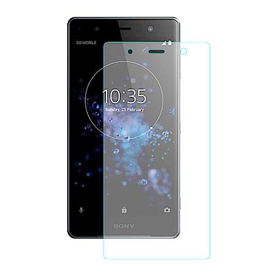 【SHOWHAN】SONY Xperia XZ2 Premium 9H鋼化玻璃保...