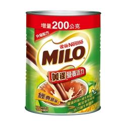 美祿經典原味巧克力麥芽加量罐(1.5kg+200g)