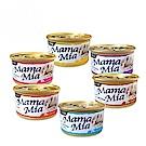 聖萊西Seeds MamaMia純白肉貓餐罐 85g