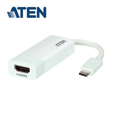 ATEN USB-C 轉 HDMI 4K 轉換器(UC3008)