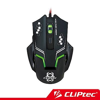 CLiptec THERIUS 2400dp電競遊戲滑鼠