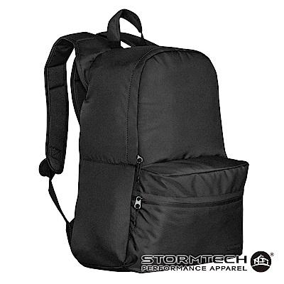 【加拿大STORMTECH】多功能輕量旅行後背包SPT-3-黑-20L