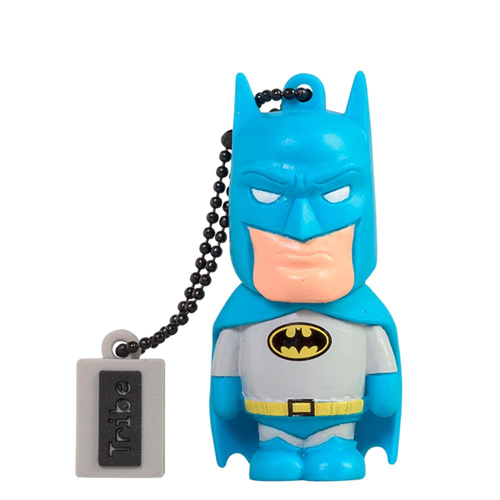 義大利TRIBE - 蝙蝠俠VS超人 8GB 隨身碟 - 蝙蝠俠