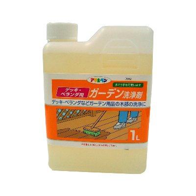 木甲板/木材/水泥地面 髒污洗淨劑 1 L