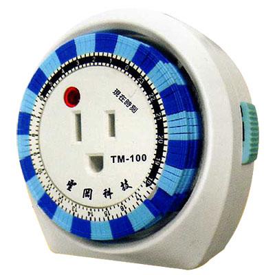 24小時多段定時器TM-100