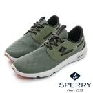 SPERRY 全新進化7SEAS全方位休閒鞋(中性款)-深迷彩綠