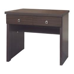 Bernice-伊諾2.6尺書桌/工作桌(三色可選)-78x39x77cm