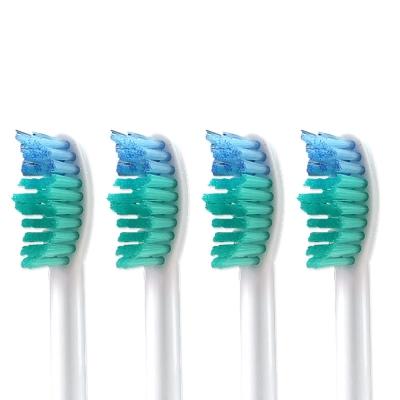 (一卡4入)副廠音波震動牙刷頭 HX6013_相容飛利浦 PHILIPS 電動牙刷