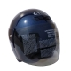 ASIA FreeStyle A702 3/4罩式安全帽 深藍 product thumbnail 1