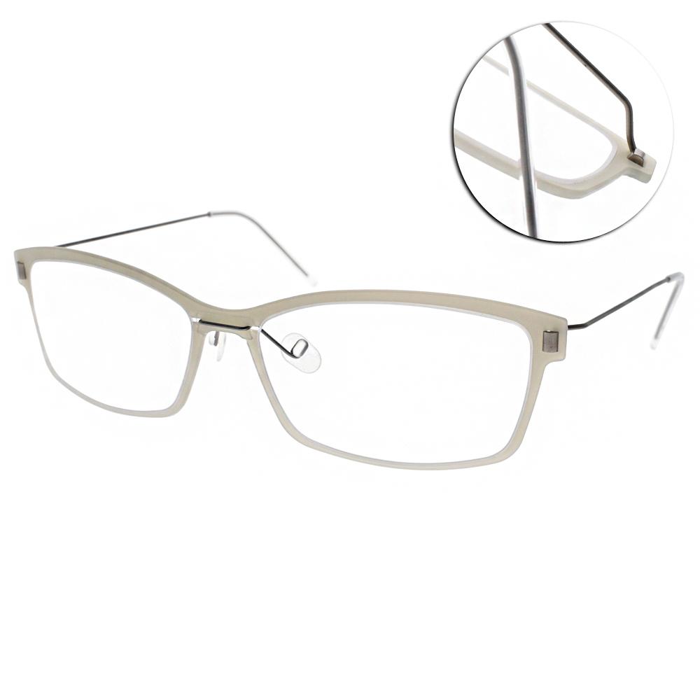 MARKUS T眼鏡 無螺絲眼鏡結構/灰-銀#M1 065 510-335