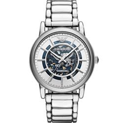 Emporio Armani  鏤空機械腕錶(AR60006)43mm