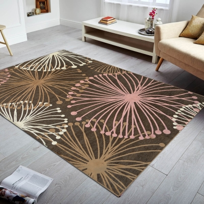 Ambience 比利時Valentine 雪尼爾絲毯 -火花 (140x200cm)