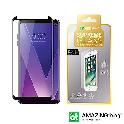 AMAZINGthing LG V 30 /V 30 + 滿版強化玻璃保護貼